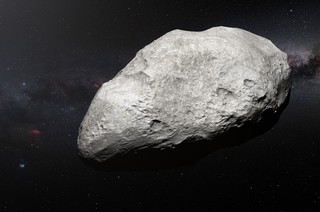 Asteroids' Distant Cousin Discovered